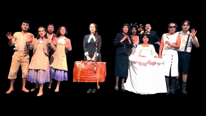 Los Martíres - Umbral Teatro, Colombia