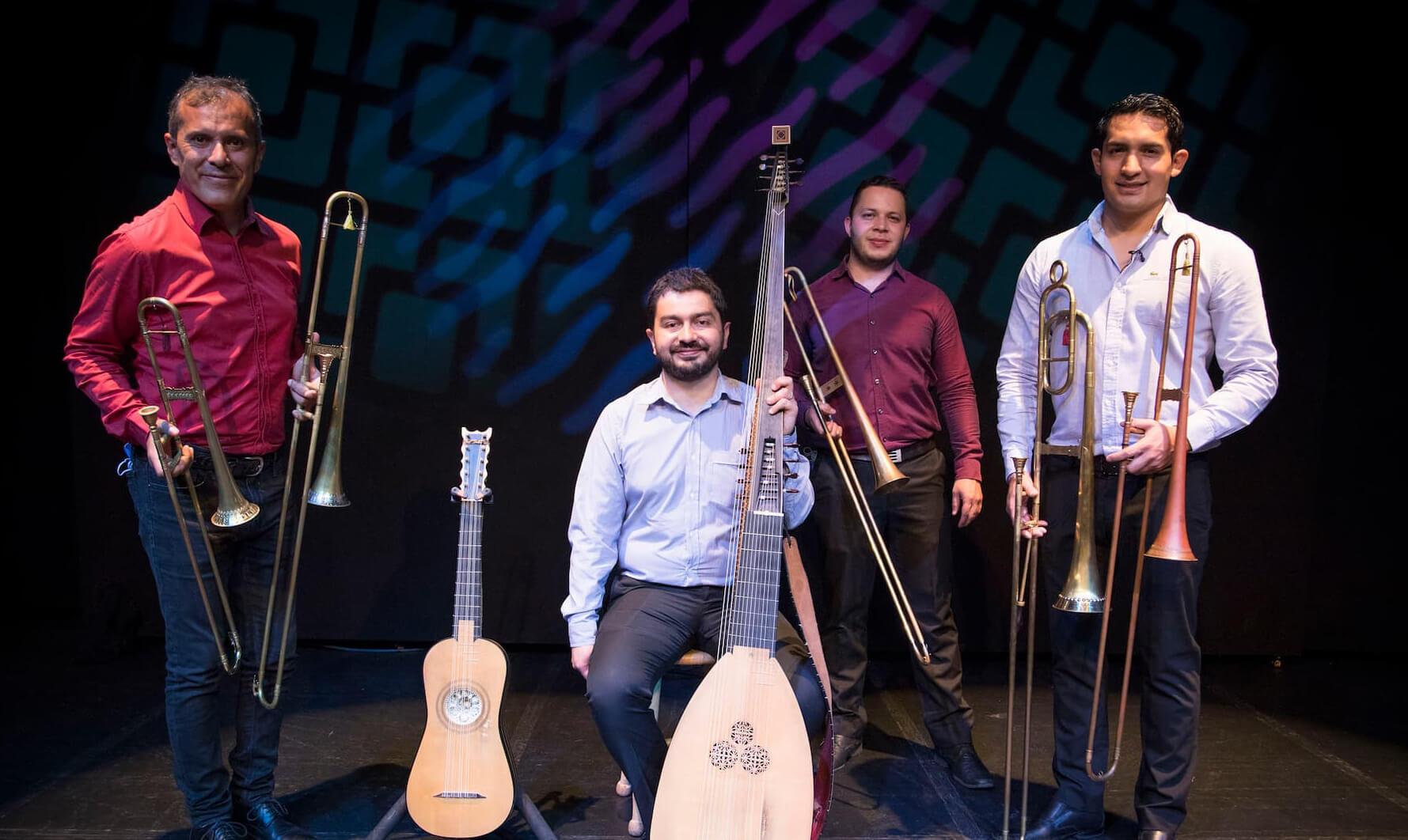 Ministriles de la Nueva Granada, Colombia