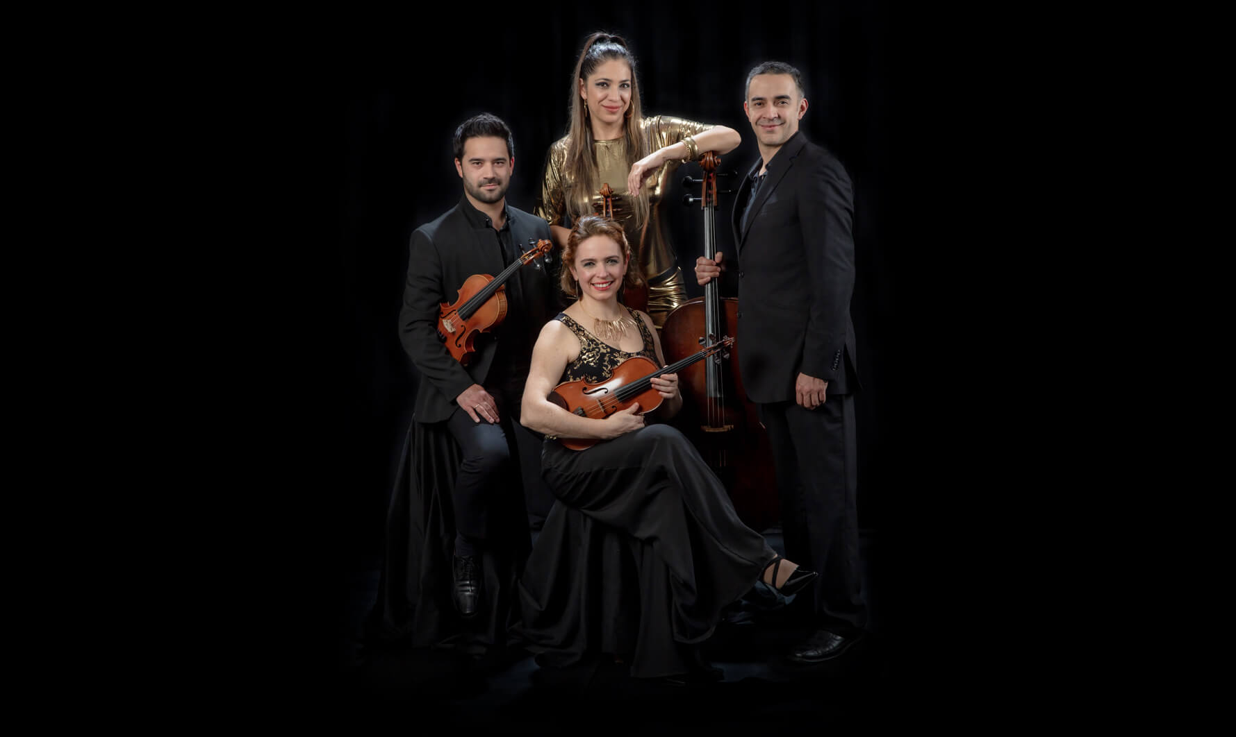 Cuarteto Q-Arte, Colombia, Homenaje a Uribe Holguín