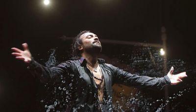 David Morales, flamenco, España, con la Compañía de Danza del Teatro Mayor