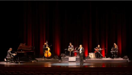 Los coqueteos del Quinteto Leopoldo Federico con el Grammy Latino