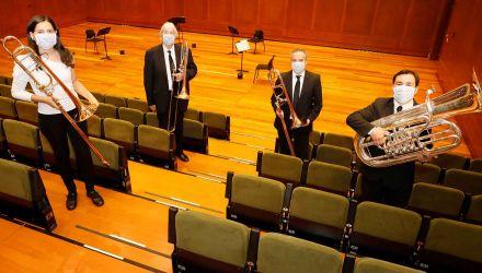 Música de Cámara de la Orquesta Filarmónica de Bogotá