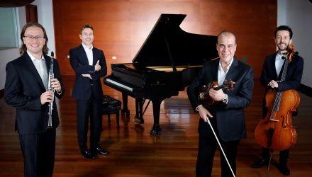 Ciclo de Cámara de la Orquesta Filarmónica de Bogotá - Trío con Clarinete
