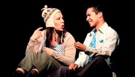 Familia Seña y Verbo Teatro de sordos, México  - ¿Quién te entiende?