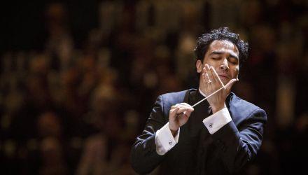 Orquesta Sinfónica Nacional de Colombia. Director Andrés Orozco-Estrada, Colombia