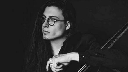 Orquesta Filarmónica de Bogotá. Director invitado: Emil Tabakov, Bulgaria.  Solista: Santiago Cañón-Valencia, violonchelo - Colombia