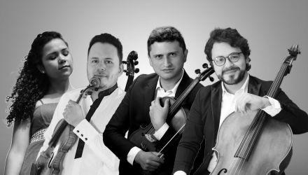 Cámara Colombia - Cuarteto Kunst - Concierto de compositores colombianos - El cuarteto de cuerdas en el Siglo XXI