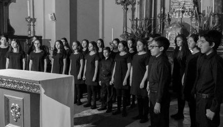 Coro Schola Cantorum de la Catedral Primada de Colombia. Festival Internacional de Música Sacra