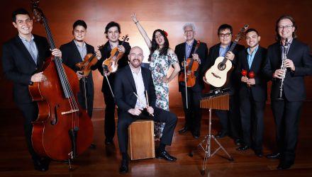 Ciclo de Cámara Orquesta Filarmónica de Bogotá - Ensamble Entrevera'o - Director Musical y Arreglos: Ricardo Hernández Mayorga