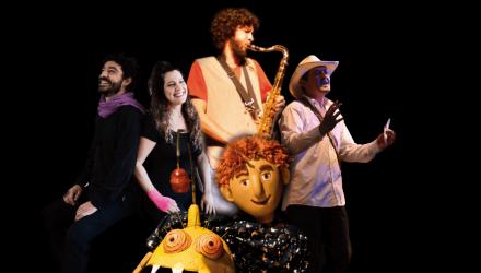 Festival de las localidades de Suba y Usaquén - Chaskij Trío, Electrodueto, Oneiros Laboratorio y Unión Creaselva Teatro