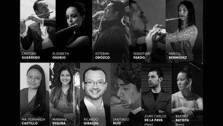 Orquesta Filarmónica de Bogotá, Colombia - La flauta y la ópera