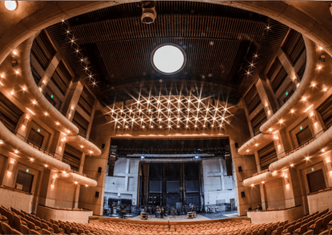 Reapertura Teatro Mayor