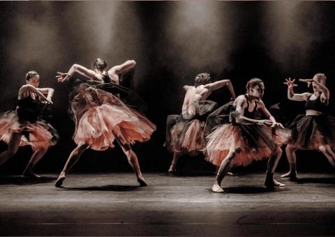 Scottish Dance Theatre en Teatro Digital