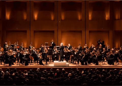 Orquesta Filarmónica de Israel en Teatro Digital