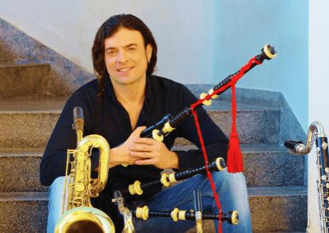 el músico Amir Gwirtzman protagoniza un concierto virtual
