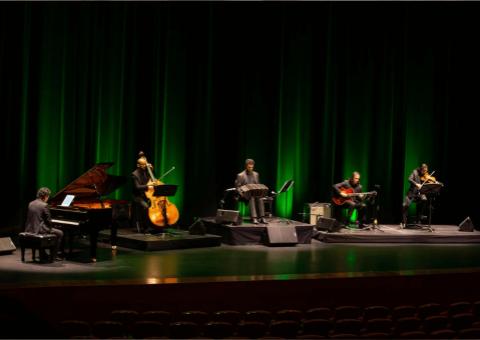 Quinteto Leopoldo Federico en Teatro Digital