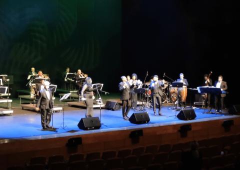 Una descarga de porro con Juancho Torres y su Orquesta