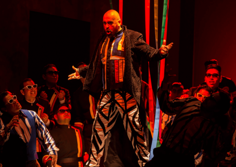 Fausto, el hombre que le vende su alma al diablo, llega a Teatro Digital desde el Gran Teatro Nacional del Perú con la visión pictórica de José Tola