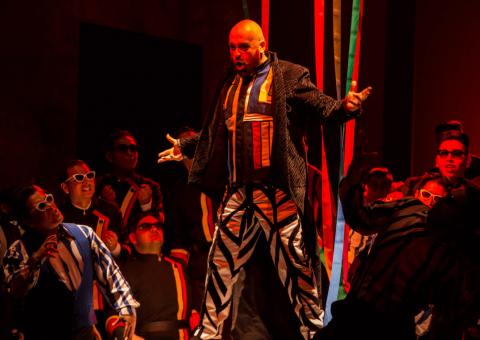 'Fausto', en la visión del artista peruano José Tola, llega a Teatro Digital