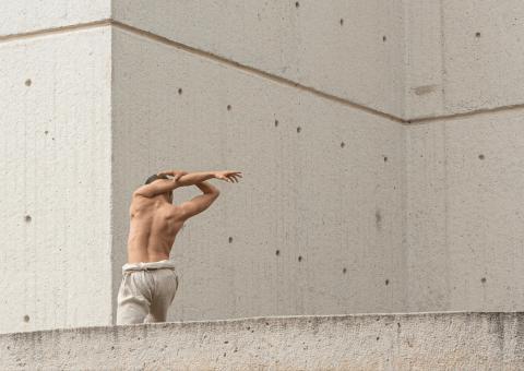 La pieza de video danza 'Impetó' llega al Festival Experimental Dance & Music Film Festival