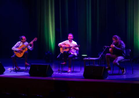 Teatro Digital comienza este mes con el lanzamiento del 47° Festival de Música Andina Colombiana Mono Núñez