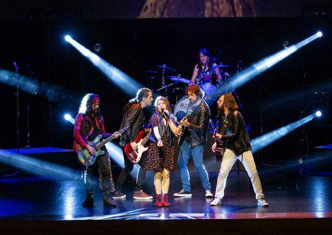 El Teatro Mayor Julio Mario Santo Domingo anuncia la reprogramación del espectáculo 'Tú Rockcito: 10 años rockeando y jugando sin parar'