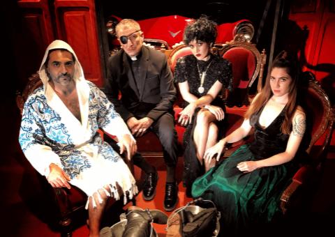 Teatro Petra, Colombia - Buenos y malos (o buenas y malas) - Director: Fabio Rubiano, Colombia