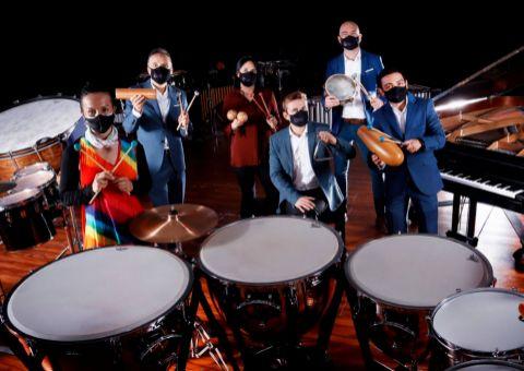 El Ciclo de Música de Cámara de la Orquesta Filarmónica de Bogotá continúa con el Grupo de Solistas de Percusión