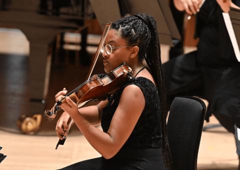 La Chineke! Orchestra, una nueva mirada a la música clásica, se pude disfrutar en Teatro Digital