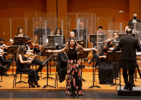 Reviva la Gala de la Ópera de Colombia en Canal Capital