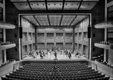 Las orquestas juveniles de la Filarmónica de Bogotá llenarán de música a Monserrate y al Jardín Botánico este fin de semana