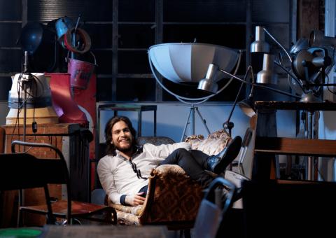 """Un concierto dedicado a los """"friquis"""": la novedosa propuesta del percusionista mexicano Eusebio Sánchez que llega al Teatro Mayor Julio Mario Santo Domingo"""
