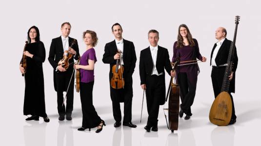 English Concert, Reino Unido - 'Purcell & Handel: Music, Home & Heritage'