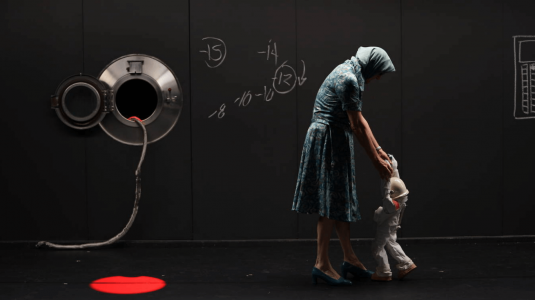 Robert Lepage, Canadá - 'The Far Side of the Moon'